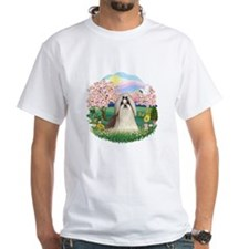 Blossoms-ShihTzu#10 Shirt
