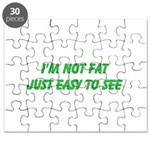 not fat Puzzle