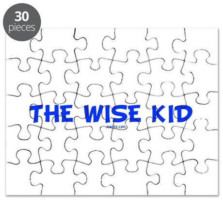 The Wise Kid Puzzle