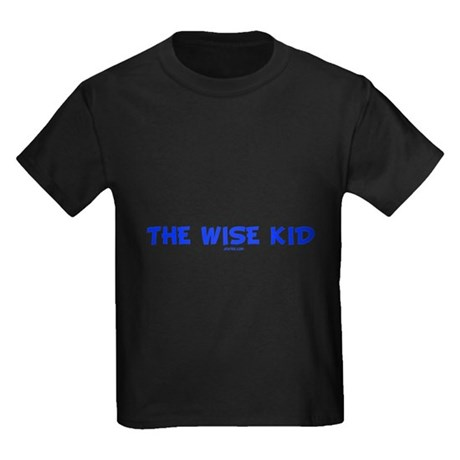 The Wise Kid Kids Dark T-Shirt
