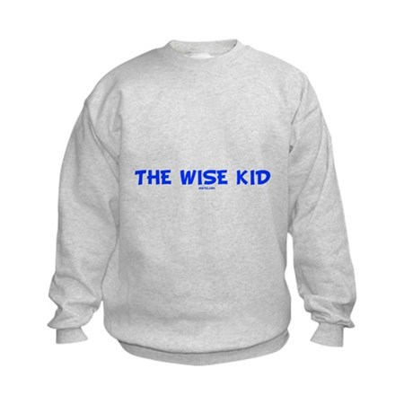 The Wise Kid Kids Sweatshirt
