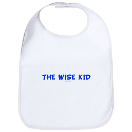 The Wise Kid Bib