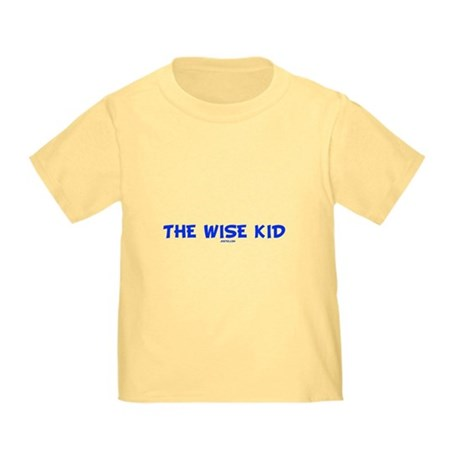The Wise Kid Toddler T-Shirt