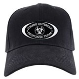 ZO Response Team Black Baseball Cap