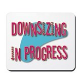 Downsizing Mousepad