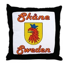 Blekinge Throw Pillow