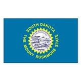 South Dakota Decal