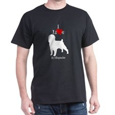 Affenpinscher Black T-Shirt