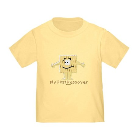 My First Passover Toddler T-Shirt