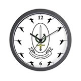 Funny Shrine Wall Clock