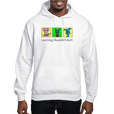 Learning Shouldn't Hurt Pullover Sweatshirt
