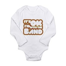 Cute Band camp Long Sleeve Infant Bodysuit