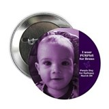 "Bruno in Purple 2.25"" Button (10 pack)"