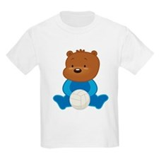 Volleyball Bear T-Shirt