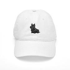 Scottish Terrier Baseball Cap