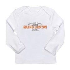 Grand Canyon National Park AZ Long Sleeve Infant T