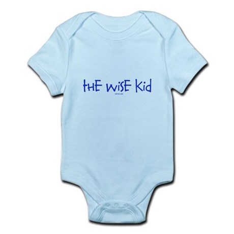 The Wise Kid Infant Bodysuit