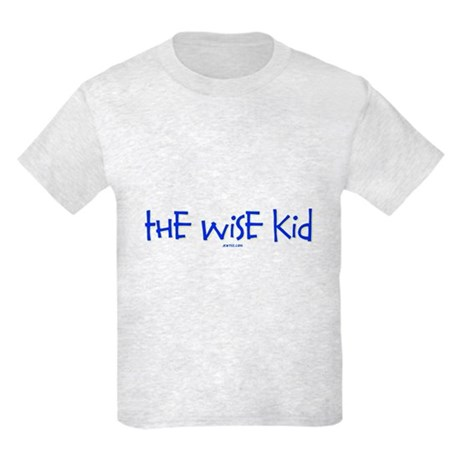 The Wise Kid Kids Light T-Shirt