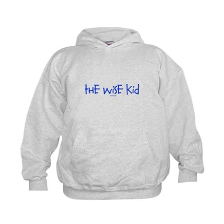 The Wise Kid Kids Hoodie