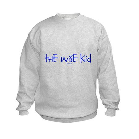 The Wise Kid Kids Sweatshirt