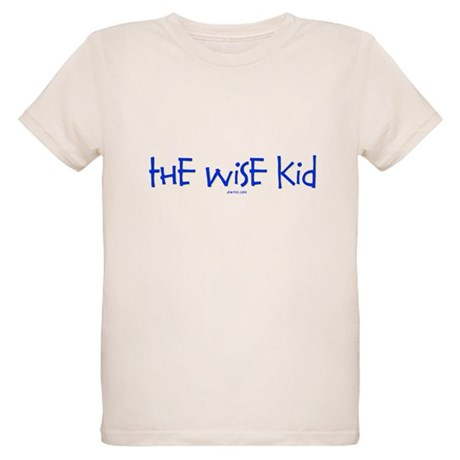 The Wise Kid Organic Kids T-Shirt