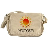Namaste Sun 3 Messenger Bag