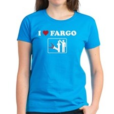 Cute Fargo north dakota Tee
