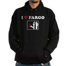 Cute Funny north dakota Hoodie