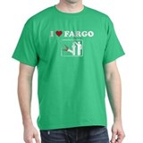 Cute Fargo travel T-Shirt