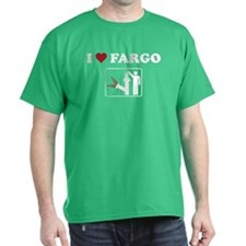 Cute Funny north dakota T-Shirt