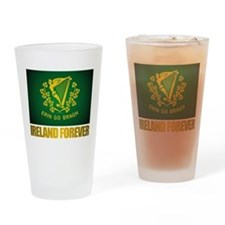 """Ireland Forever"" Drinking Glass"