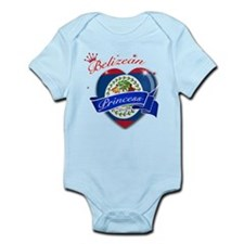 Belizean Princess Infant Bodysuit