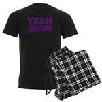 Team Hillary Purple Men's Dark Pajamas