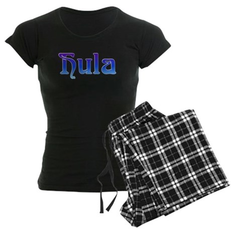 HULA Women's Dark Pajamas
