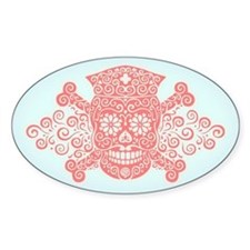 Antique Pirate Nurse II Decal