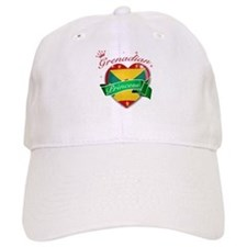 Grenadian Princess Baseball Cap