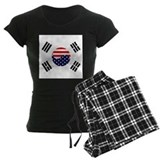 Hangul Women's Pajamas Dark