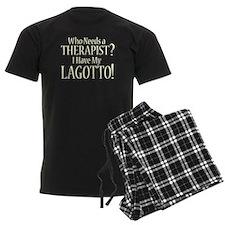 THERAPIST Lagotto Pajamas
