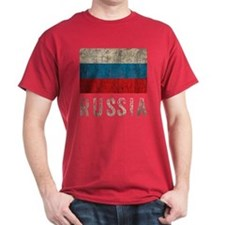 Vintage Russia T-Shirt