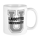 Lagotto UNIVERSITY Small Mugs