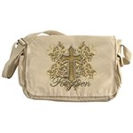 Forgiven Messenger Bag