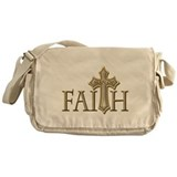 Man of Faith Messenger Bag