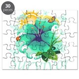 Survivor Flower Puzzle