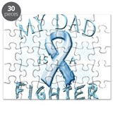 My Dad Is A Fighter Puzzle