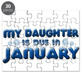My Daughter is Due in January Puzzle