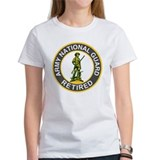 Unique Military woman Tee
