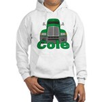 Trucker Cole Hooded Sweatshirt