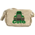 Trucker Cole Messenger Bag