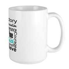 Gynecologic Cancer Survivor Mug
