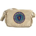 Massachusetts Masons Messenger Bag